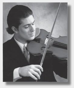 Um Violinista Adventista de Renome Internacional