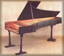 Piano de Cristofori (1720)