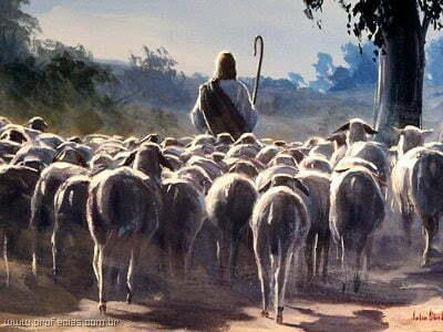 Jesus, Pastor de Pessoas e Não de Consumidores