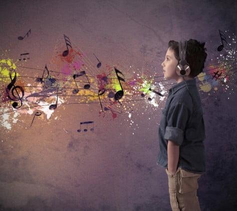 A Música e o Desenvolvimento da Criança