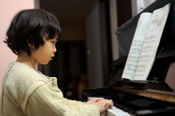Música na Infância dá Ouvido Mais Apurado Para o Resto da Vida