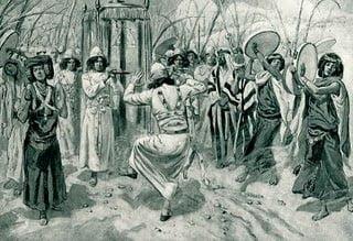 Quando o Espírito de Deus se Move em Mim, eu Danço Como o Rei Davi?