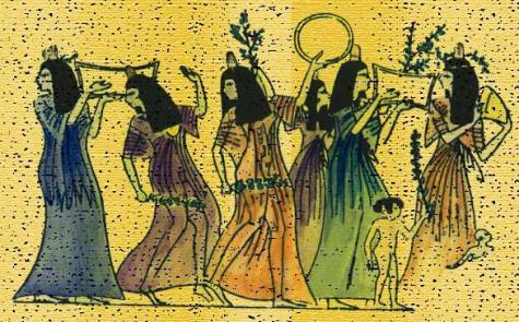 A Dança na Bíblia