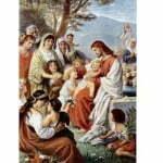 As Crianças no Culto