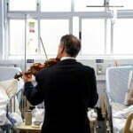 Quando Solos de Violino São o Melhor Remédio