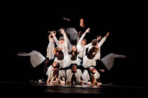 Dança no Culto