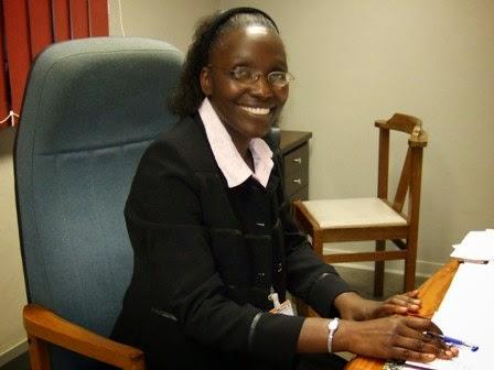 Diálogo com uma Professora de Música no Quênia