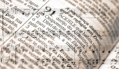 A Palavra de Deus em Notas Musicais