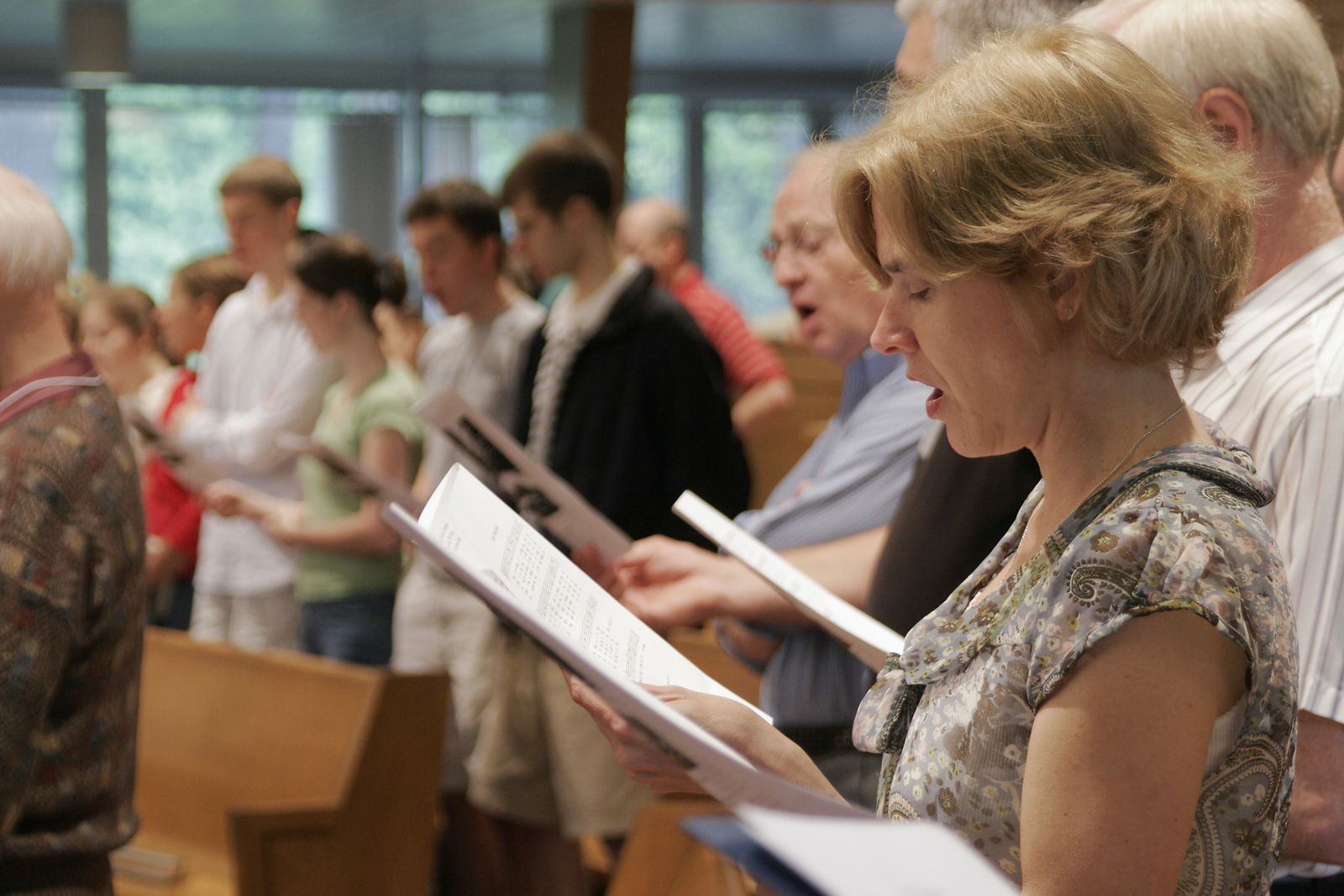 Adventistas Já Não Cantam Mais Hinos