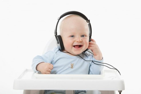 Cientistas Criaram uma Música que Deixa Bebês Felizes
